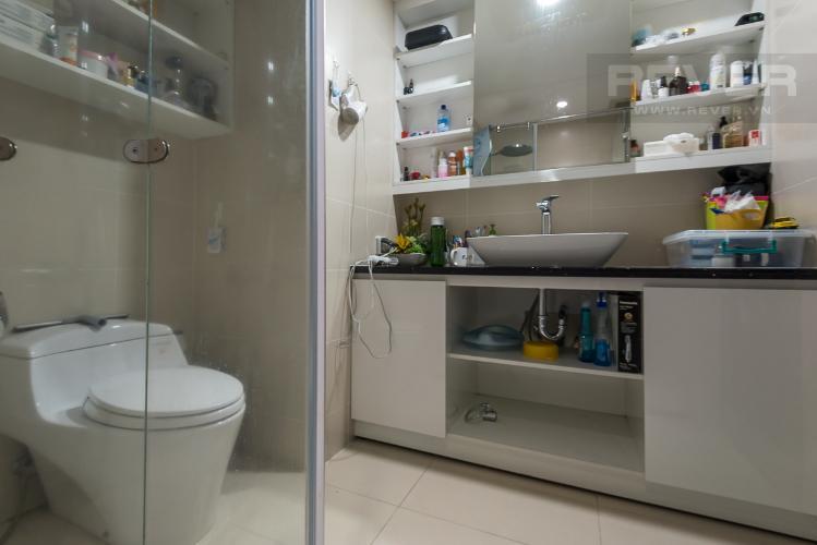 Toilet căn hộ THE MANOR Căn hộ The Manor 3 phòng ngủ, tầng thấp, đầy đủ nội thất