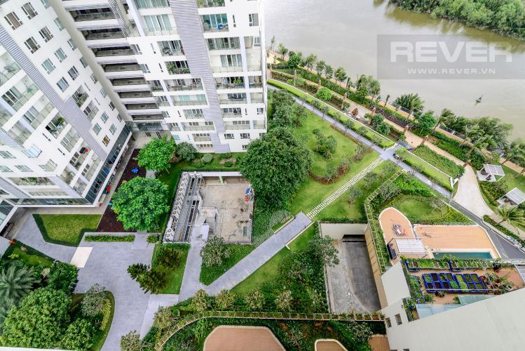 View Cho thuê căn hộ dual key Diamond Island - Đảo Kim Cương 3PN, tháp Bahamas, không có nội thất, view sông thoáng mát