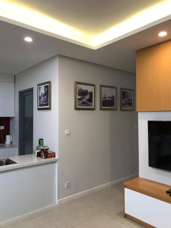 Tranh Cho thuê căn hộ Diamond Island - Đảo Kim Cương 2PN, tháp Bora Bora, đầy đủ nội thất, hướng Đông