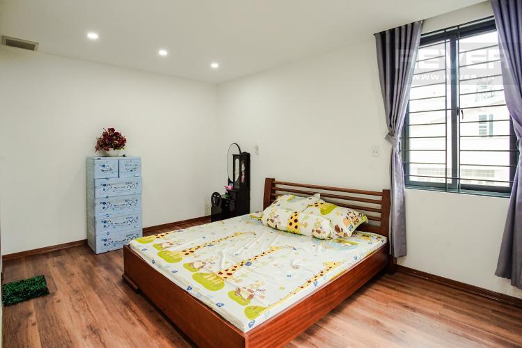 Phòng Ngủ 1 Tầng 2 Cho thuê nhà phố 3 tầng đường Thạnh Mỹ Lợi, Q2, đầy đủ nội thất, sổ đỏ chính chủ