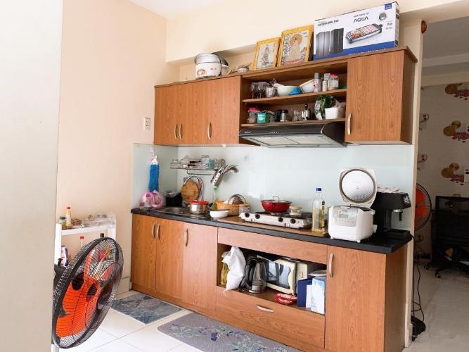 Phòng bếp căn hộ chung cư Bình Trị Đông B Căn hộ chung cư Bình Trị Đông B cửa hướng Tây Bắc, view thoáng mát.