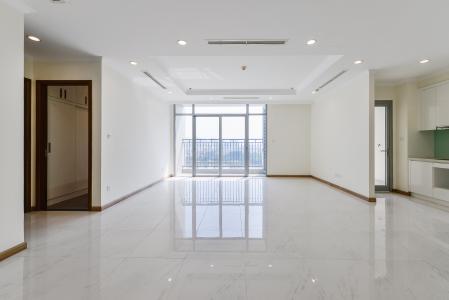 Căn góc Vinhomes Central Park tầng thấp Central 1 nội thất cơ bản