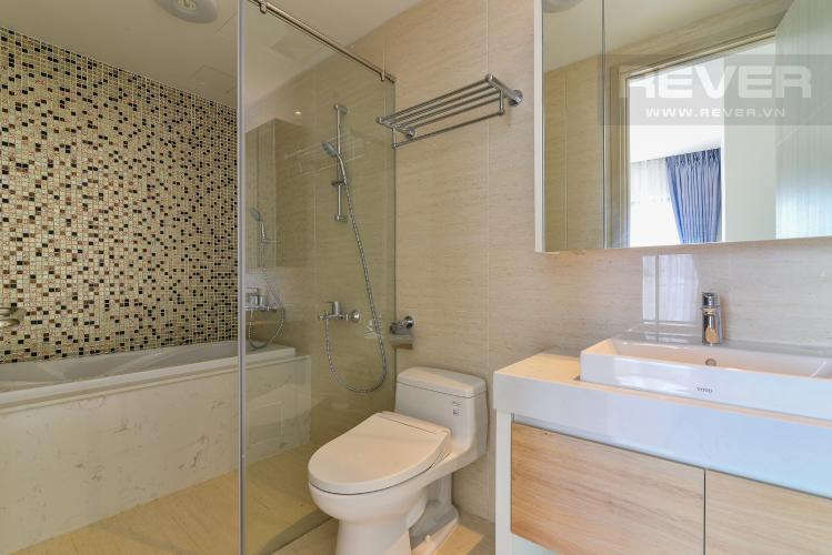 Phòng Tắm 2 Cho thuê căn hộ New City Thủ Thiêm tầng trung, tháp Bali, 3PN, đầy đủ nội thất