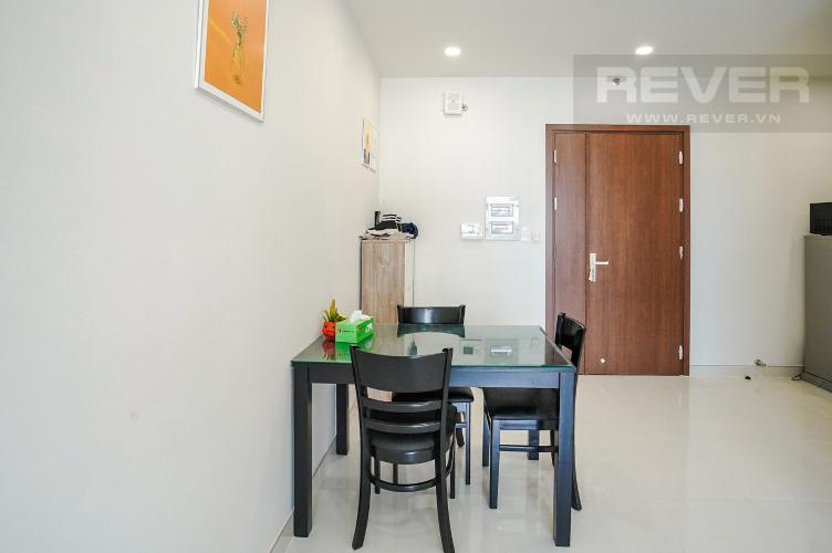 Phòng Ăn Bán căn hộ Grand Riverside 1PN, đầy đủ nội thất, view sông thoáng mát