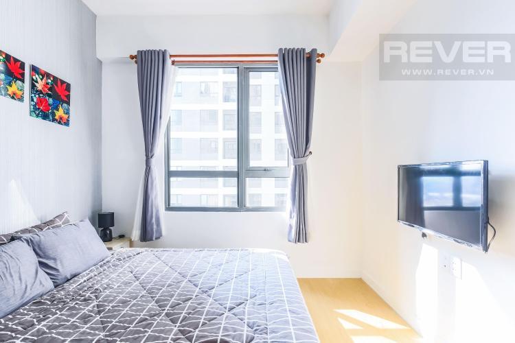Phòng ngủ 1 Cho thuê căn hộ Masteri Thảo Điền 2PN, tầng cao, tháp T2A, đầy đủ nội thất, hướng Tây Bắc