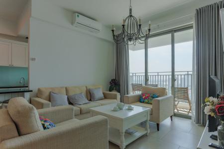 Căn hộ The View Riviera Point, tầng trung, tháp T4, 2 phòng ngủ, full nội thất