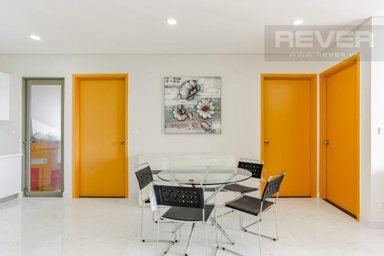 Phòng Ăn Căn hộ An Gia Riverside 3 phòng ngủ tầng trung hướng Tây
