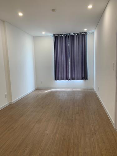 Phòng ngủ căn hộ Thủ Thiêm Dragon Bán căn hộ tầng cao Thủ Thiêm Dragon nội thất cơ bản.