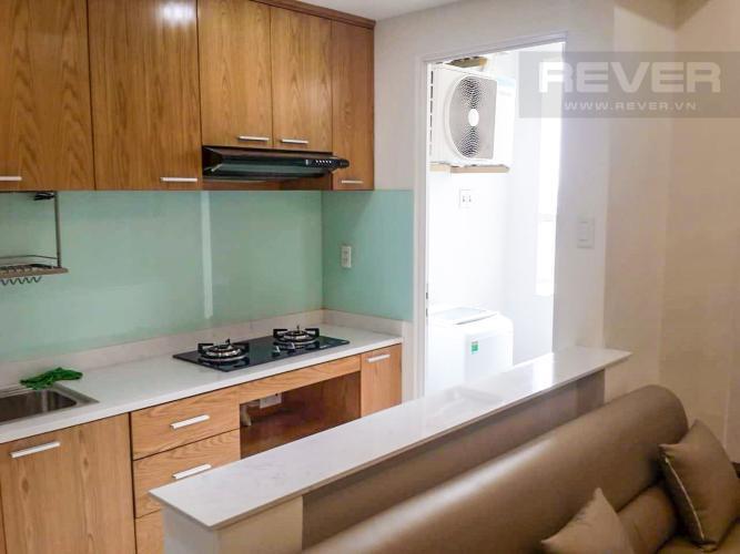 Phòng Bếp Cho thuê căn hộ Lexington Residence 1PN, tháp LA, đầy đủ nội thất, view đại lộ Mai Chí Thọ