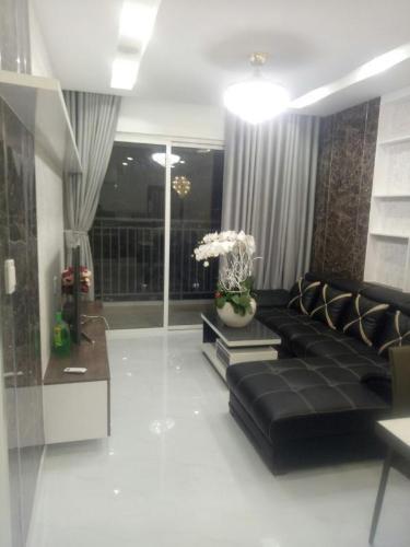 Cho thuê căn hộ tầng cao, đầy đủ nội thất Sunrise Riverside