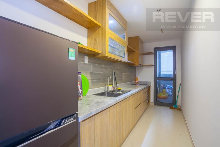 Khu Vực Bếp Cho thuê căn hộ Masteri Thảo Điền tầng cao, 2PN, đầy đủ nội thất