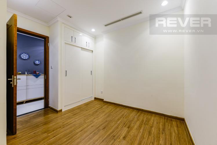 Phòng ngủ 2 Căn hộ Vinhomes Central Park tầng cao 2PN thiết kế đẹp, nội thất đầy đủ