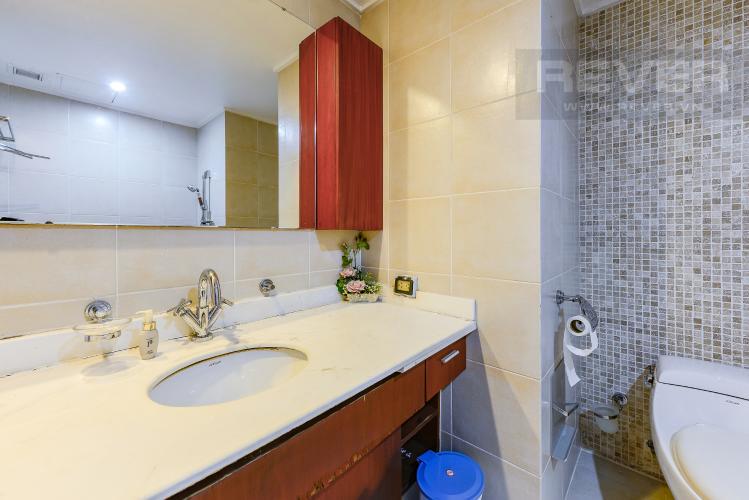Phòng tắm 1 Căn hộ The Manor 3 phòng ngủ tầng cao AE đầy đủ tiện nghi