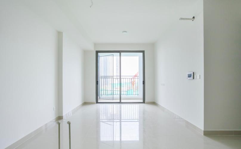 Căn hộ The Tresor 2 phòng ngủ tầng trung, nhà trống không nội thất