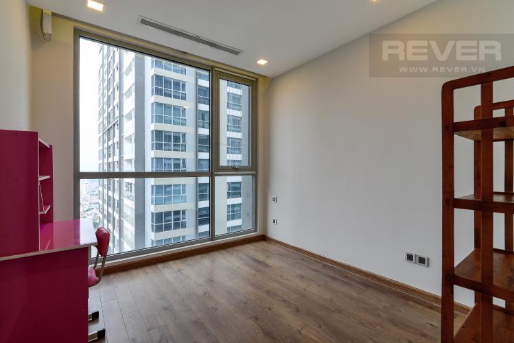 Phòng Ngủ 2 Cho thuê căn hộ Vinhomes Central Park 2PN tầng cao tháp Park 6, đầy đủ nội thất, view sông mát mẻ