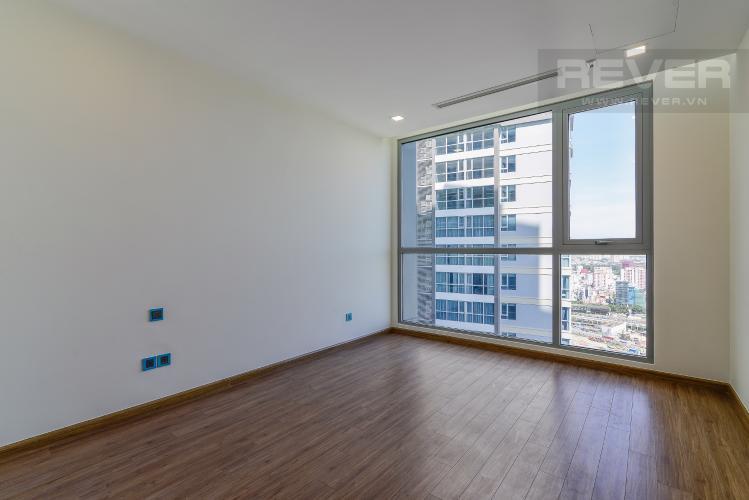 Phòng Ngủ 3 Cho thuê căn hộ Vinhomes Central Park 4PN, diện tích rộng thoáng, view sông