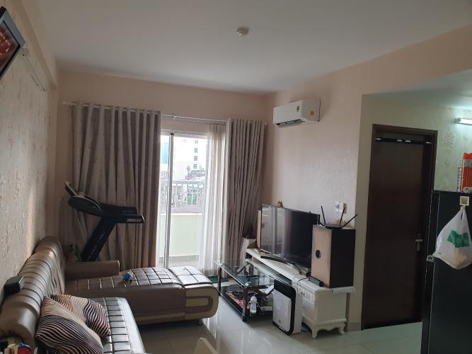 Bán căn hộ tầng thấp Soho Premier, đầy đủ nội thất, ban công đón gió.