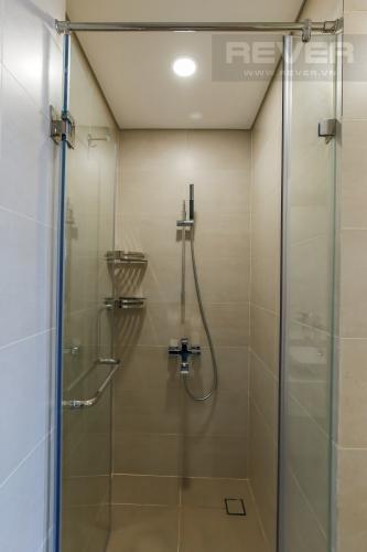 Phòng Tắm 1 Cho thuê căn hộ Masteri Millennium tầng cao, 2PN, đầy đủ nội thất, view sông