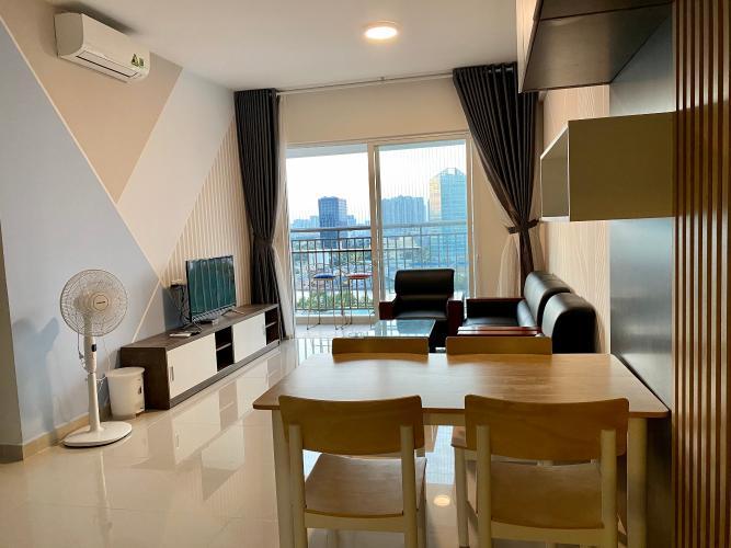 Cho thuê căn hộ Sunrise Riverside 3 phòng ngủ thuộc tầng trung, diện tích 92m2