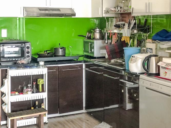 Phòng Bếp Bán hoặc cho thuê căn hộ M-One Nam Sài Gòn 2 phòng ngủ, đầy đủ nội thất