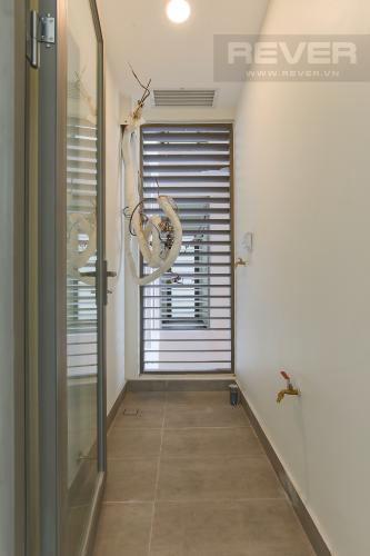 Logia Bán căn hộ Masteri Millennium 2PN, tầng trung, Quận 4