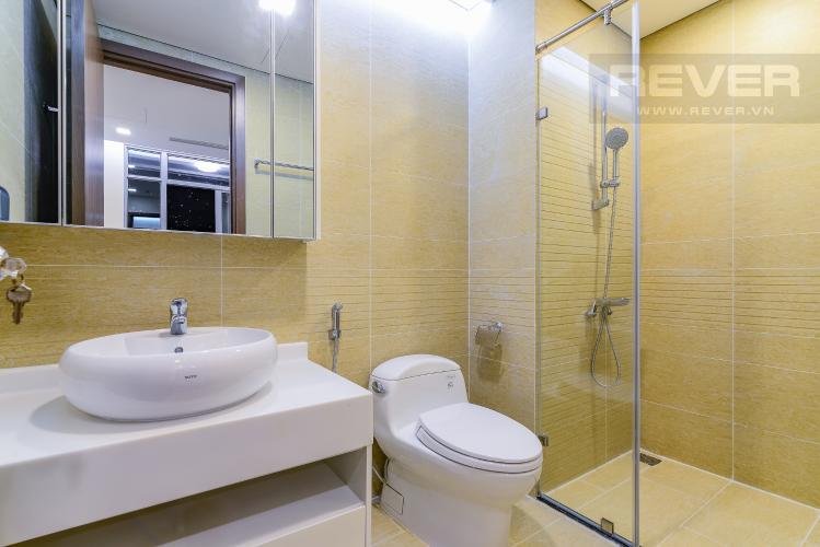 Phòng tắm 2 Căn hộ Vinhomes Central Park 3 phòng ngủ tầng cao P7 view sông