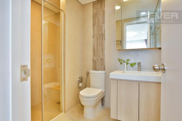 Toilet 2 Căn hộ Estella Heights 2 phòng ngủ tầng cao T2 nội thất mới