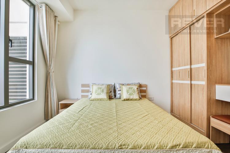 Phòng Ngủ 1 Căn hộ The Tresor 2 phòng ngủ tầng trung TS1 hướng Tây Nam