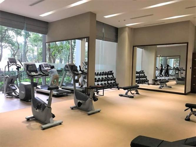 Tiện ích Vinhomes Central Park Căn hộ tầng cao Vinhomes Central Park nội thất cơ bản.