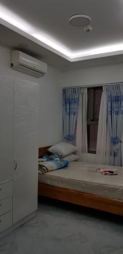 Phòng ngủ Saigon South Residence Căn hộ Saigon South Residence tầng cao, ban công hướng Tây đón gió.