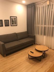 Cho thuê căn hộ duplex Vista Verde 1 phòng ngủ, tầng thấp, diện tích 78m2, đầy đủ nội thất