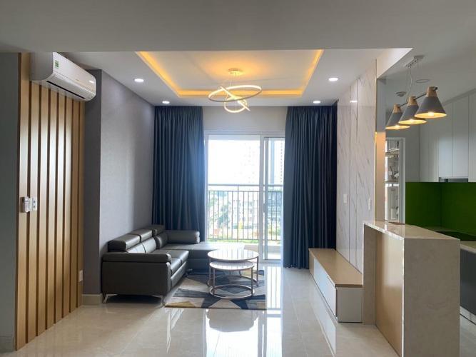 Căn hộ Sunrise City View tầng 9 view thoáng mát, đầy đủ nội thất.