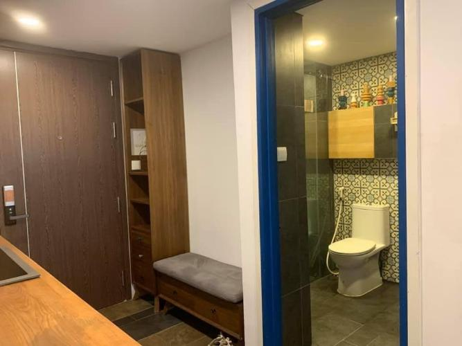Tủ đồ căn hộ LEXINGTON RESIDENCE Bán căn hộ officetel Lexington Residence 1 phòng ngủ, nội thất độc đáo, có gác lửng