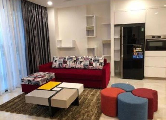 can-ho-VINHOMES-GOLDEN-RIVER Bán căn hộ Vinhomes Golden River 3PN, đầy đủ nội thất, view sông và Bitexco