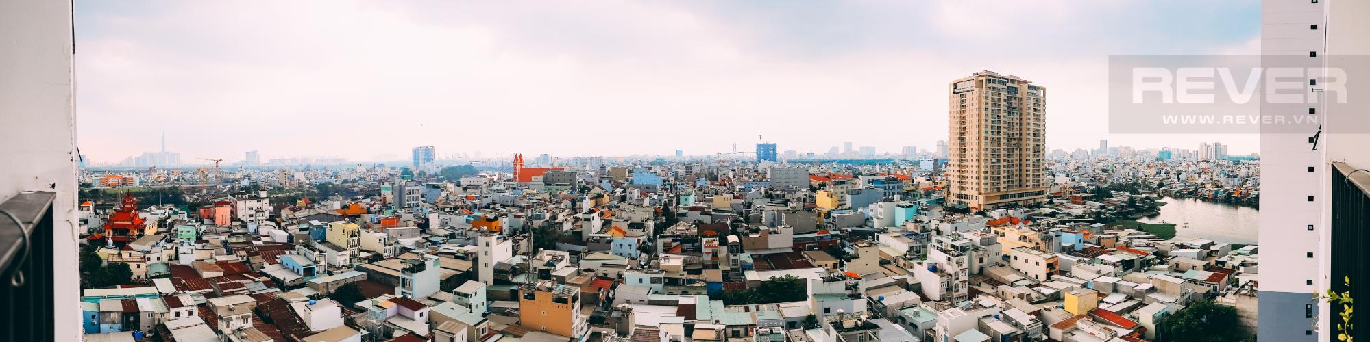 View Bán căn hộ M-One Nam Sài Gòn tầng trung, 2PN đầy đủ nội thất