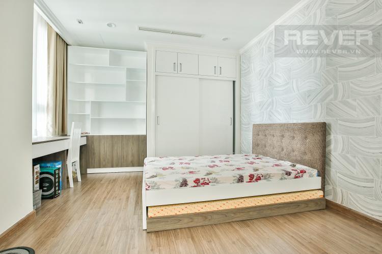 Phòng Ngủ 1 Căn hộ Vinhomes Central Park 3 phòng ngủ tầng cao L1 view sông