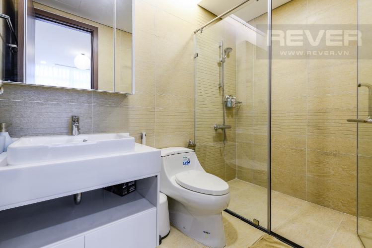 Phòng tắm 2 Căn hộ Vinhomes Central Park 3 phòng ngủ tầng cao P3 hướng Bắc
