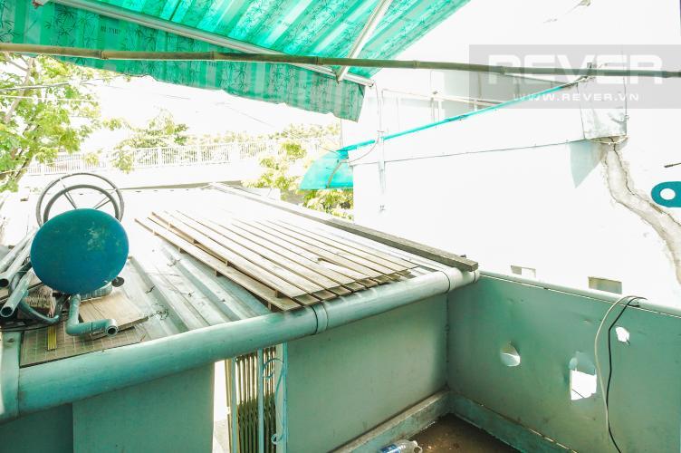 Ban Công Bán nhà phố 2 tầng, phường Tân Thuận Tây, Quận 7, sổ hồng chính chủ