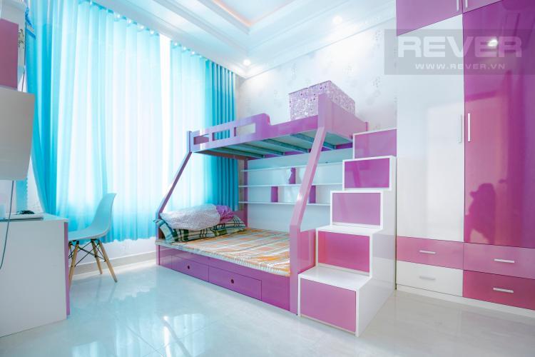 Phòng Ngủ 1 Căn hộ The CBD Premium Home 2 phòng ngủ tầng trung tháp A đầy đủ tiện nghi