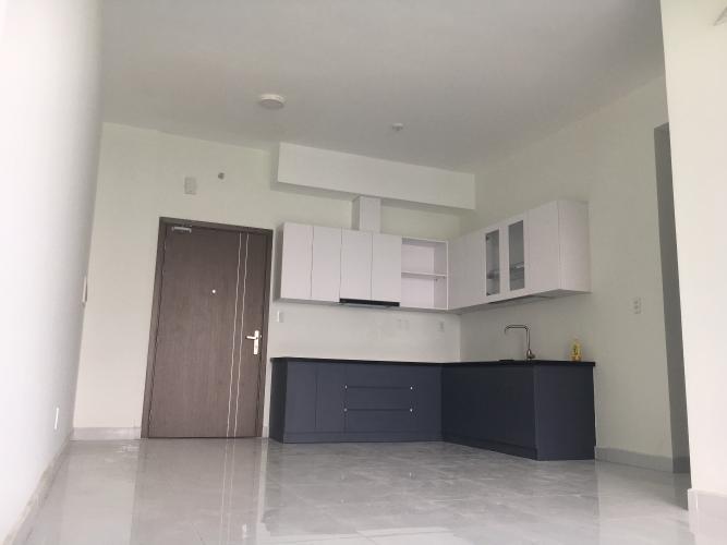 Phòng bếp Jamila Khang Điền, Quận 9 Căn hộ Jamila Khang Điền tầng cao, view thành phố sầm uất.