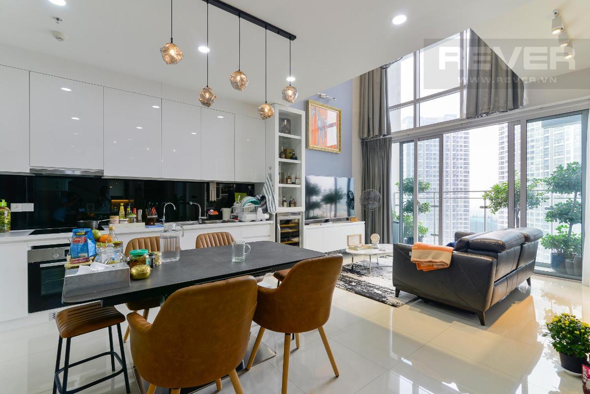 75605b4695cf73912ade Bán căn hộ duplex Estella Heights 3PN, tầng trung, đầy đủ nội thất, view Xa lộ Hà Nội