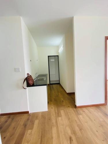 Phòng bếp Flora Novia, Thủ Đức Căn hộ Flora Novia view thành phố, nội thất cơ bản.