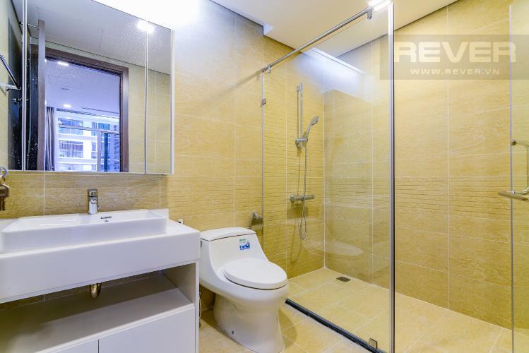 Phòng Tắm 2 Căn hộ Vinhomes Central Park 2 phòng ngủ tầng trung P3 nội thất đầy đủ