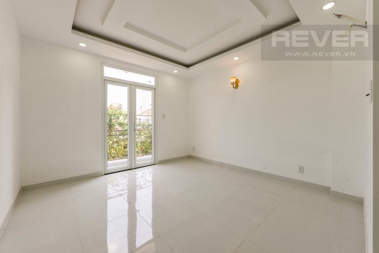 Phòng ngủ 2 Nhà phố 3 phòng ngủ hẻm đường Lê Quang Định Bình Thạnh