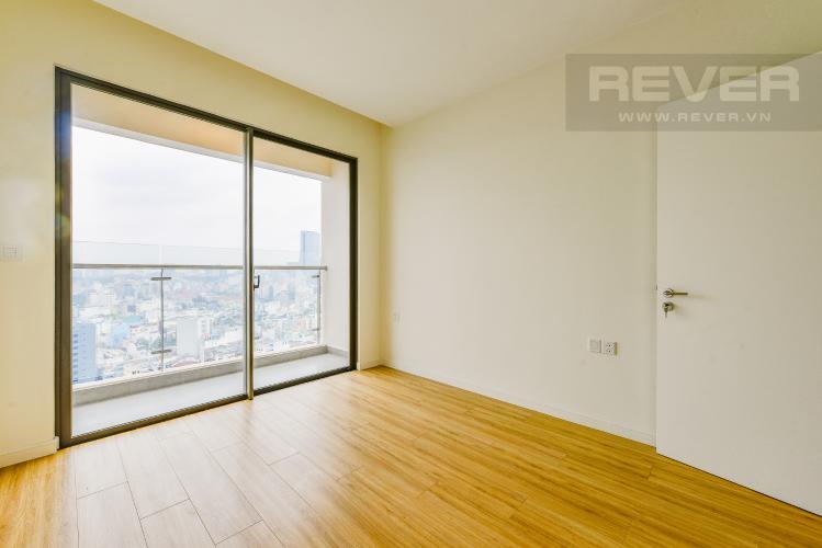 Phòng ngủ 2 Căn hộ Masteri Millennium tầng trung, block A, 4 phòng ngủ, view sông, Quận 4