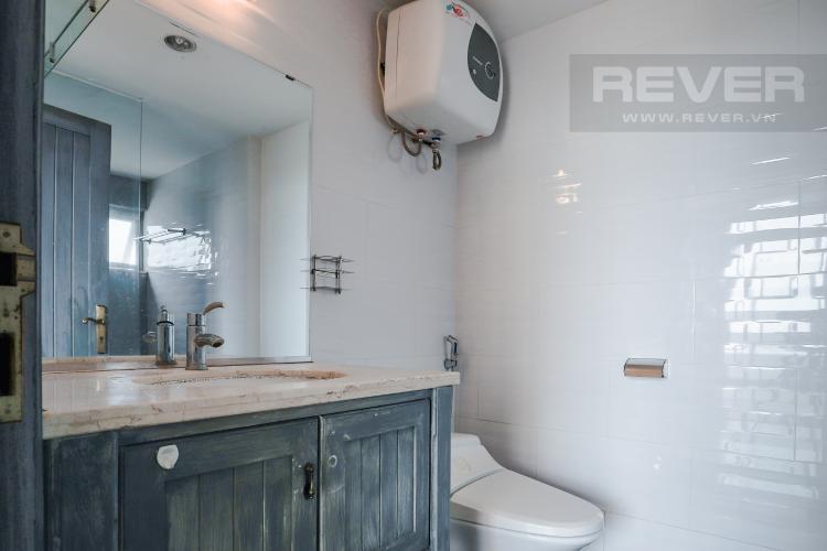 Phòng Tắm 1 Bán căn hộ Grand View Quận 7 tầng thấp 2PN đầy đủ nội thất