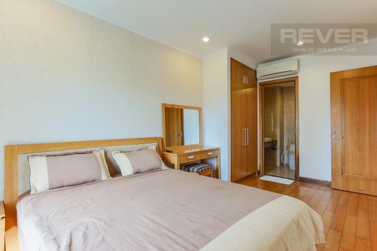 Phòng Ngủ 3 Căn hộ Saigon Pavillon 3 phòng ngủ tầng thấp đầy đủ nội thất