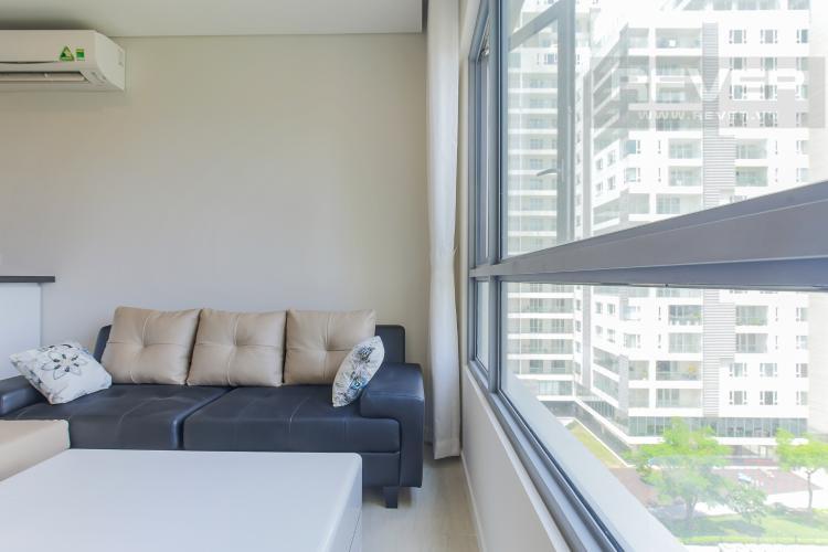 Phòng Khách 2 Bán hoặc cho thuê căn hộ Diamond Island - Đảo Kim Cương 3PN, Dual Key, đầy đủ nội thất, view sông thoáng mát.