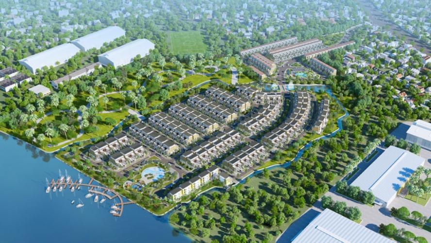 Lotus Riverside City