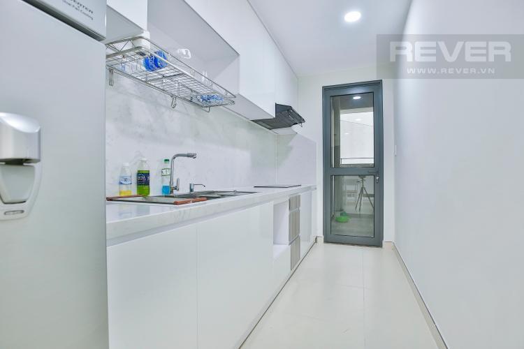Bếp Căn hộ Masteri Thảo Điền tầng thấp T5 đầy đủ nội thất, mới 100%